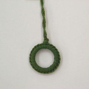 roller shade pull ring